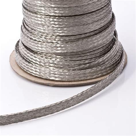 Braid Copper flat copper braid cablecraft