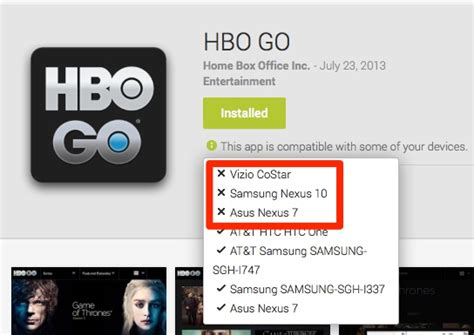 hbo go android two reasons i use both an android phone and an