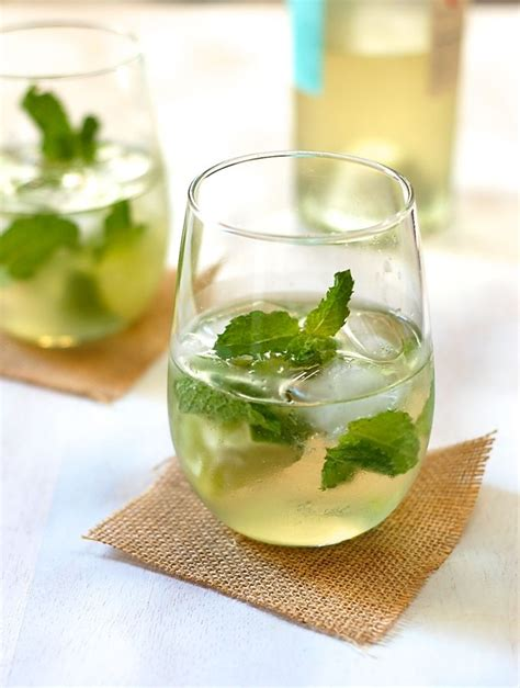 mojito cocktail bottle white wine mojito recipe white wines crafts and bottle