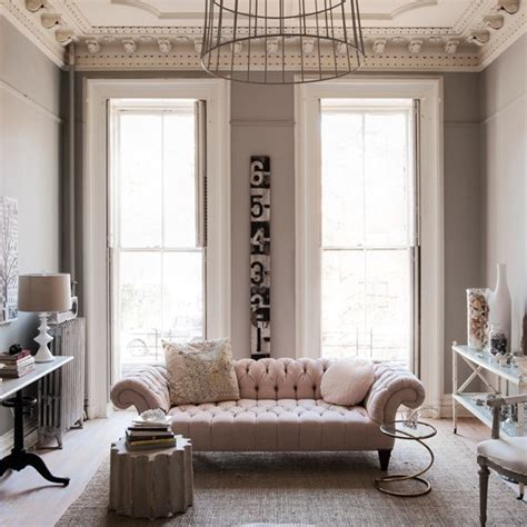 gray and living room interior design pink and grey living room beautiful pink decoration