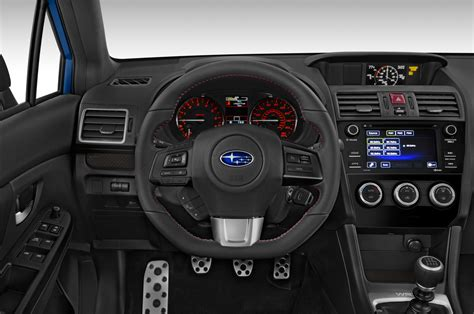 subaru wrx interior 2017 2017 subaru wrx steering wheel interior photo automotive com