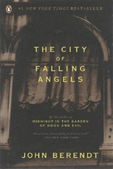 the city a novel books the city of falling by berendt reviews