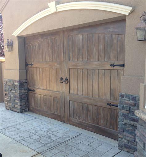 Faux Finish Painter San Jose Cambrian Morgan Hill Faux Finish Garage Doors