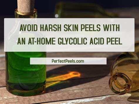 10 glycolic acid peel side effects avoid harsh skin peels with an at home glycolic acid peel