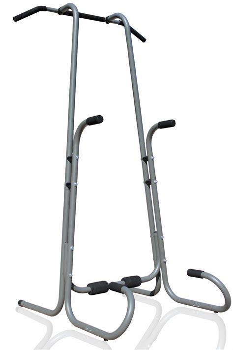 Pull Up Tower For Low Ceilings by Titan Fit Power Tower Workout Station Pull Up Dip Station