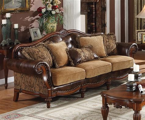 traditional sofas and loveseats traditional sofas dreena traditional bonded leather and