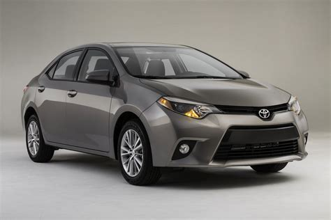 New Toyota Corolla All New 2014 Toyota Corolla Details And Pictures