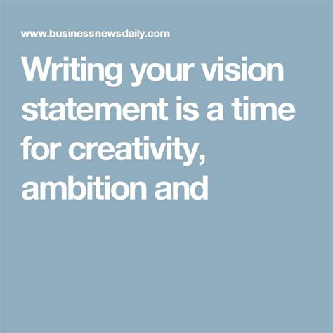 Scholarship Vision Statement 25 Best Ideas About Vision Statement On Business Mission Statement Writing A