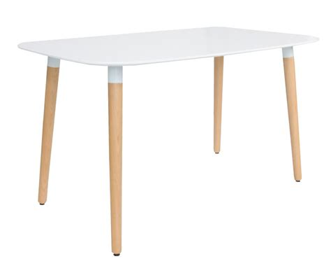 Rectangular Dining Tables Eames Style Dsw White Rectangular Dining Table From Cbath