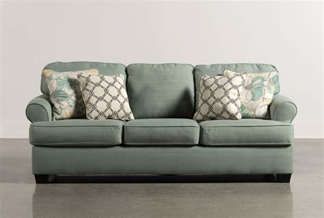 seafoam leather sofa seafoam sofa daystar seafoam living room set signature
