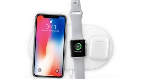 apple s new airpower charge your iphone x apple and airpods all at the same time