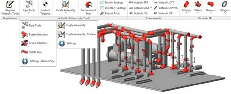 Virtual House Builder victaulic launches add in for autodesk revit mep hvac p