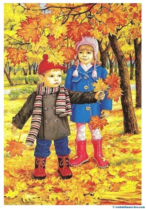 imagenes de otoño invierno im 225 genes educativas el oto 241 o las estaciones del a 241 o