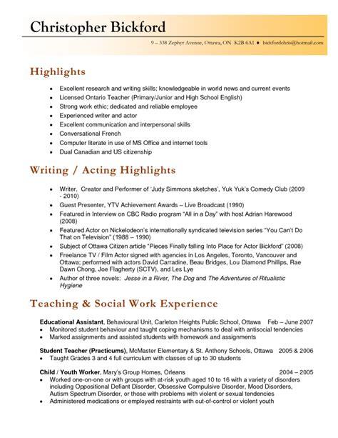 Homeschool Teacher Resume   Best Resume Collection