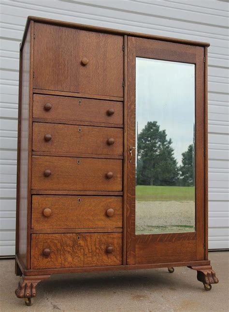 antique armoire with drawers detalles acerca de adventure comics 299 silver age dc