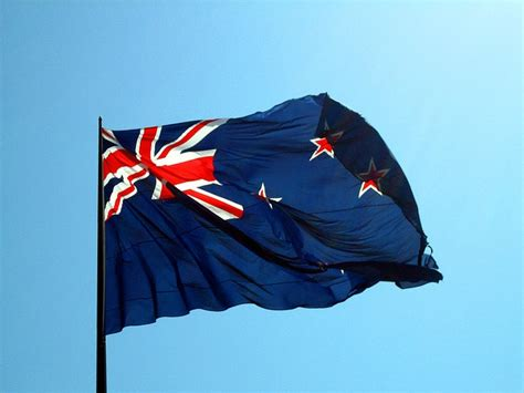flags of the world new zealand new zealand flag flags pinterest
