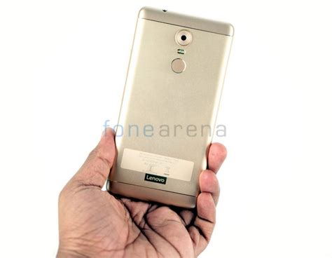 Lenovo Vibe K6 Note 4gb 32gb Grey lenovo k6 note unboxing