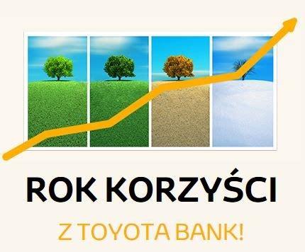 toyota bank promocje z premią banku i agory rok korzyści z toyota