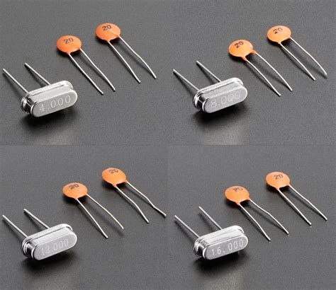 capacitor load new products 32 768 khz 12 5pf capacitor load 20pf capacitors 4 mhz