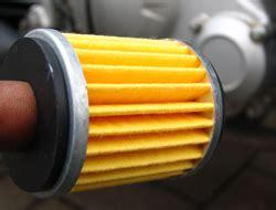 Busa Filter Scorpio Z Ori Yamaha aripitstop 187 cek kondisi filter oli kotor wajib ganti