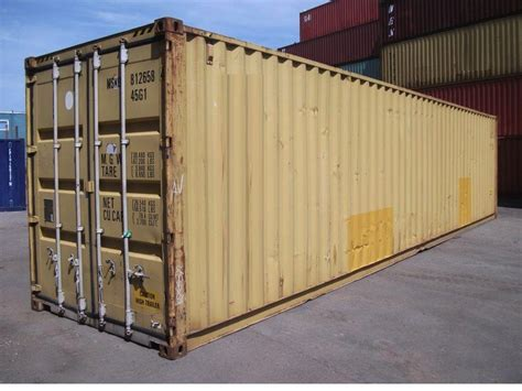 ft shipping container brisbane  nsw  foot