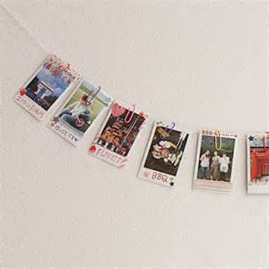 Decoration by using instax photos decorate ideas instax fujifilm