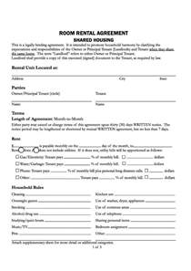 Sle Agreement Letter For Room Rental Free Santa County California Room Rental Agreement Pdf Word Do It Yourself Forms