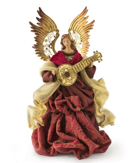 tree topper with moving wings amazing grace tree topper tree classics