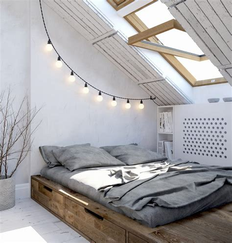 70 cool attic bedroom design ideas shelterness