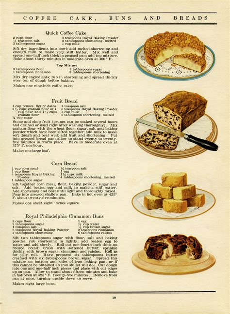 printable cake recipe free vintage printable cookbook page cake bread old