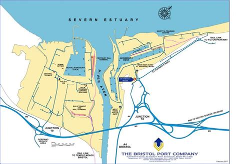 Bristol Address Finder Directions To Our Office The Bristol Port Company