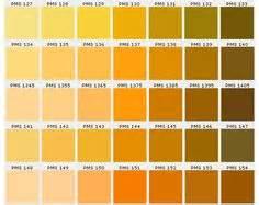 bright orange color names couleur colour on pinterest color charts color psychology and psychology