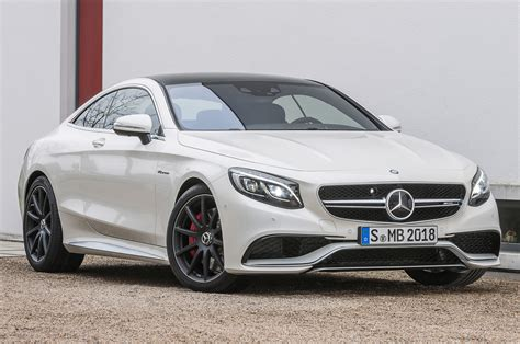 mercedes benz 2015 2015 mercedes benz s63 amg coupe second drive photo