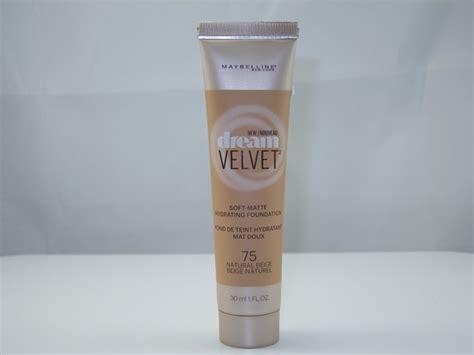 Maybelline Velvet maybelline velvet soft matte hydrating foundation