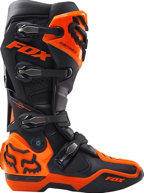 fox instinct motocross boots 2017 fox racing instinct boots motocross dirtbike ebay