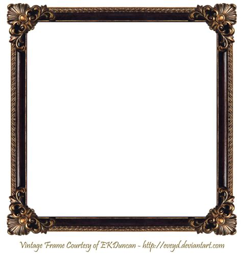 coole bilderrahmen elaborate wood frame 2 by ekduncan by eveyd on deviantart
