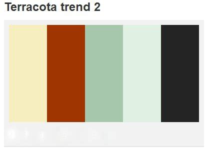 terracotta color scheme kitchen terracotta rose pennock floral