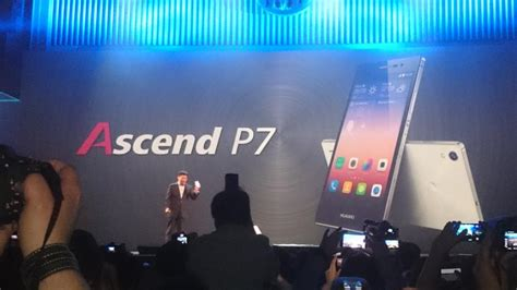 huawei launches the ascend p7 uk release date price and