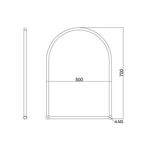 arched bathroom mirror burlington arched mirror traditional bathroom mirrors