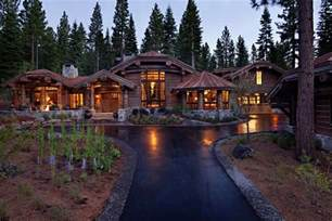 luxury log cabins for sale photos architectural digest