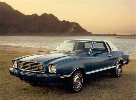 how the mustang evolved in the last 50 years autoevolution