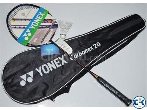 Raket Carbonex 20 Sp yonex carbonex 20 sp badminton racket with string clickbd