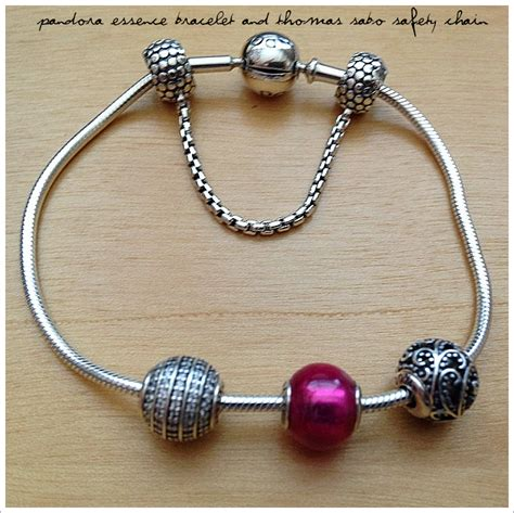 safety chains for pandora bracelets