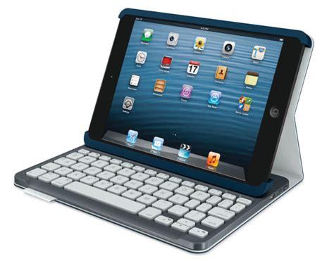 Keyboard Logitech Mini logitech keyboard folio for and mini ubergizmo