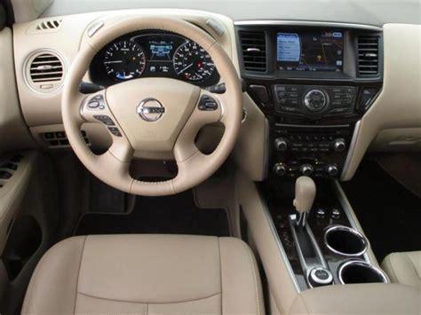 nissan pathfinder 2014 interior 2014 nissan pathfinder hybrid review car reviews