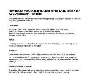 Engineering Technical Report Sample Sample Engineering Report 14 Documents In Pdf