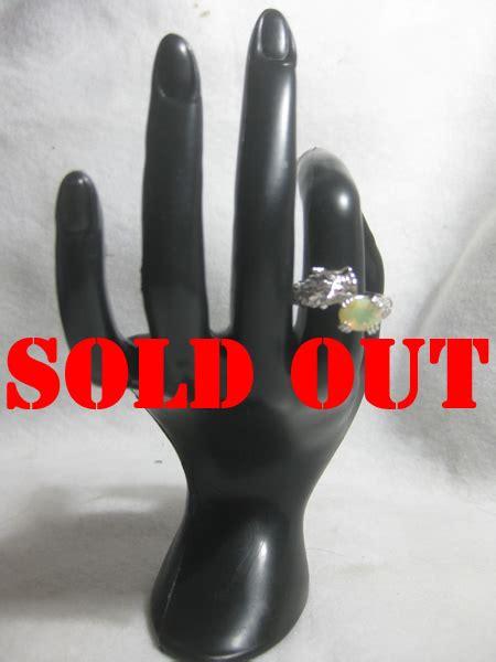 White Opal Kalimaya Opal Wo 003 naga cincin bentuk naga dengan batu mulia kalimaya 0