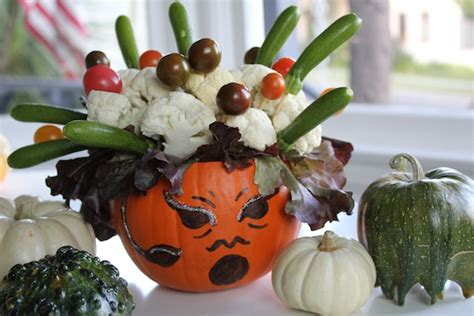 edible centerpieces edible pumpkin centerpieces for your table diy