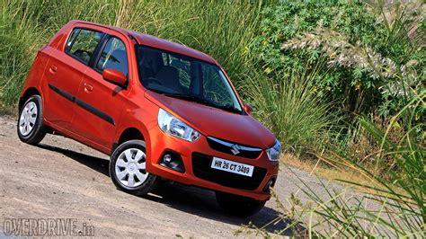 Suzuki Alto Automatic Review 2015 Maruti Suzuki Alto K10 Drive Review