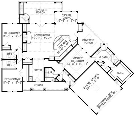 custom ranch floor plans custom ranch floor plans simple open ranch home floor
